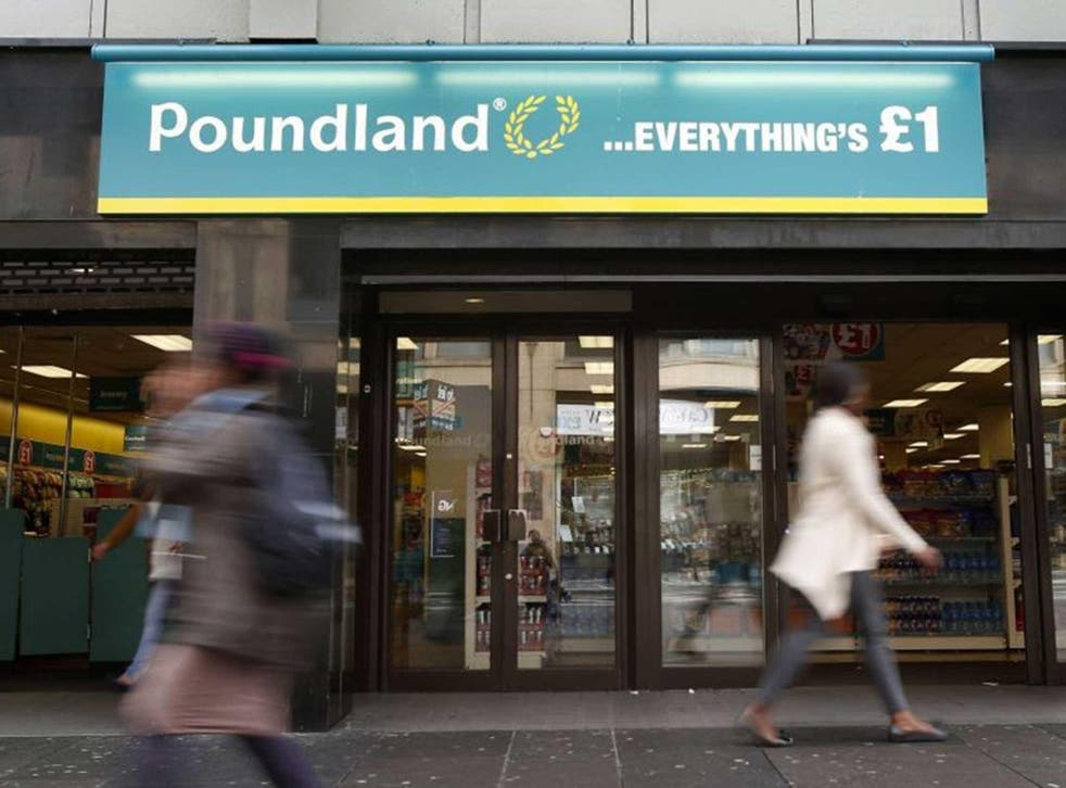 Andrew Devine caused damage to a Poundland shop and a Coral bookmakers next door during the incident
