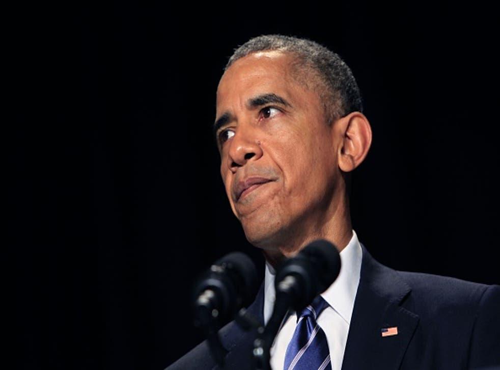 Obama at the National Prayer Breakfast