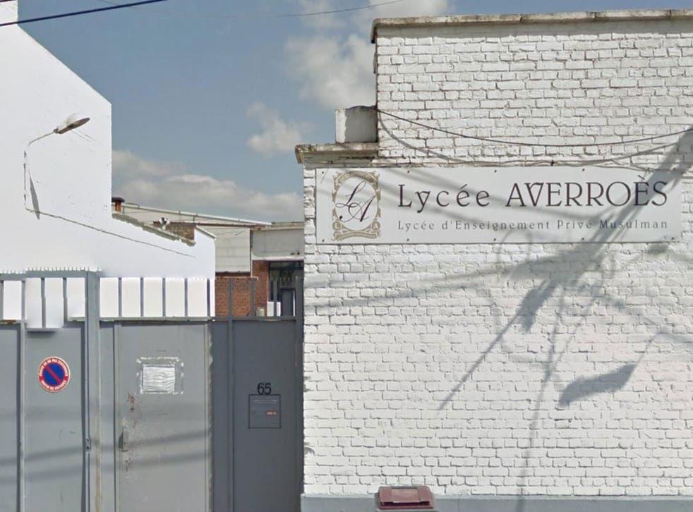 The Averroès Lycée in Lille