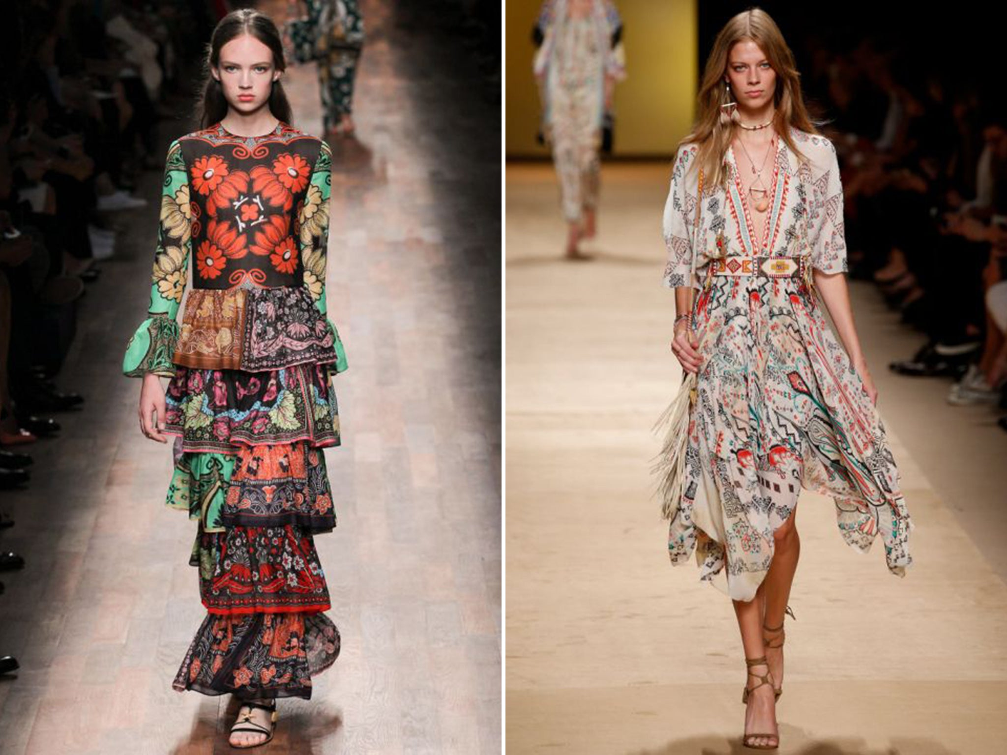 Pret A Porter Again A Flamboyant Designer From The Seventies Has A New Following The Independent