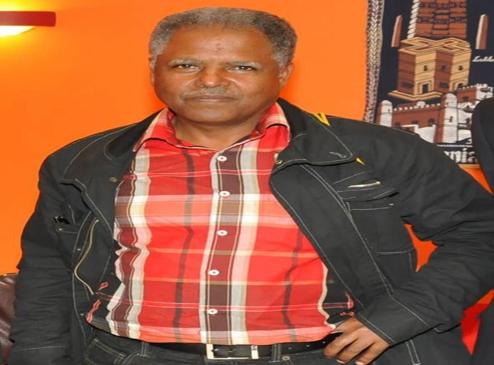 Andy Tsege is accused of being part of a 'terrorist organisation' that wants to overthrow the Ethiopian government
