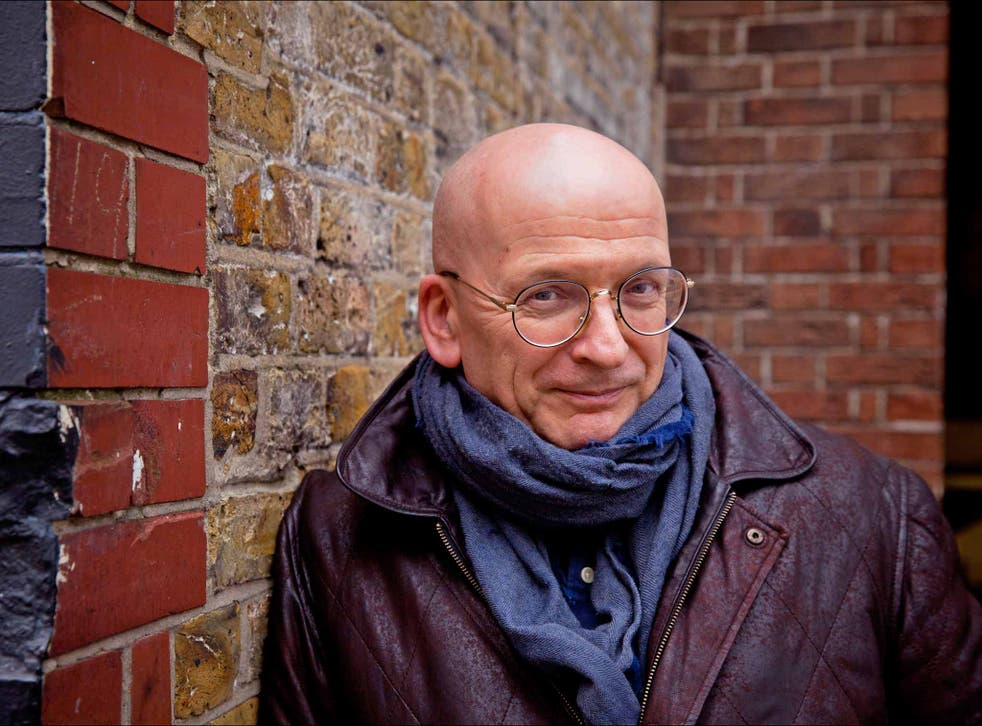 Off the wall: Roddy Doyle