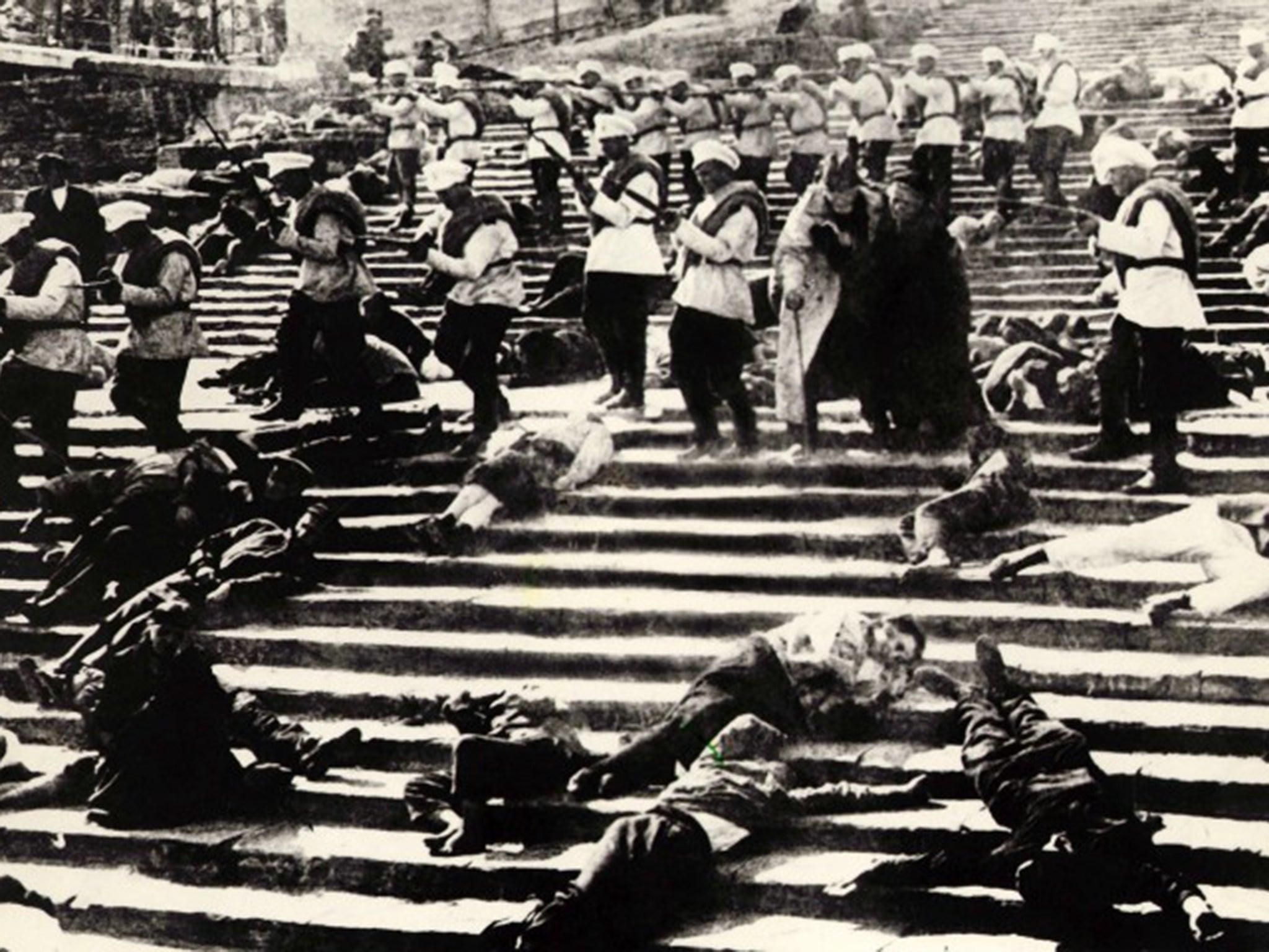Sergei Eisenstein and his legendary films 65