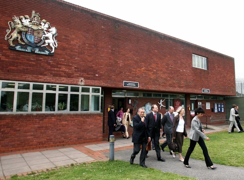 YOI Feltham is one of five young offender institutions across England and Wales