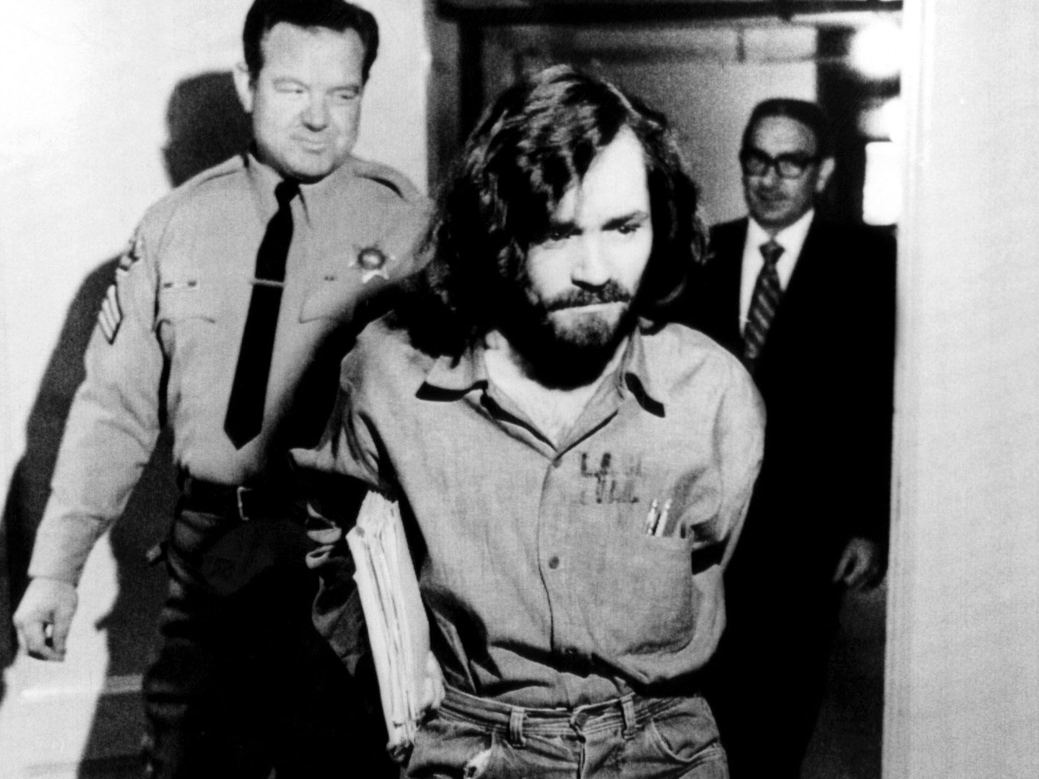 Charles Manson: Serial killer and hippie cult leader