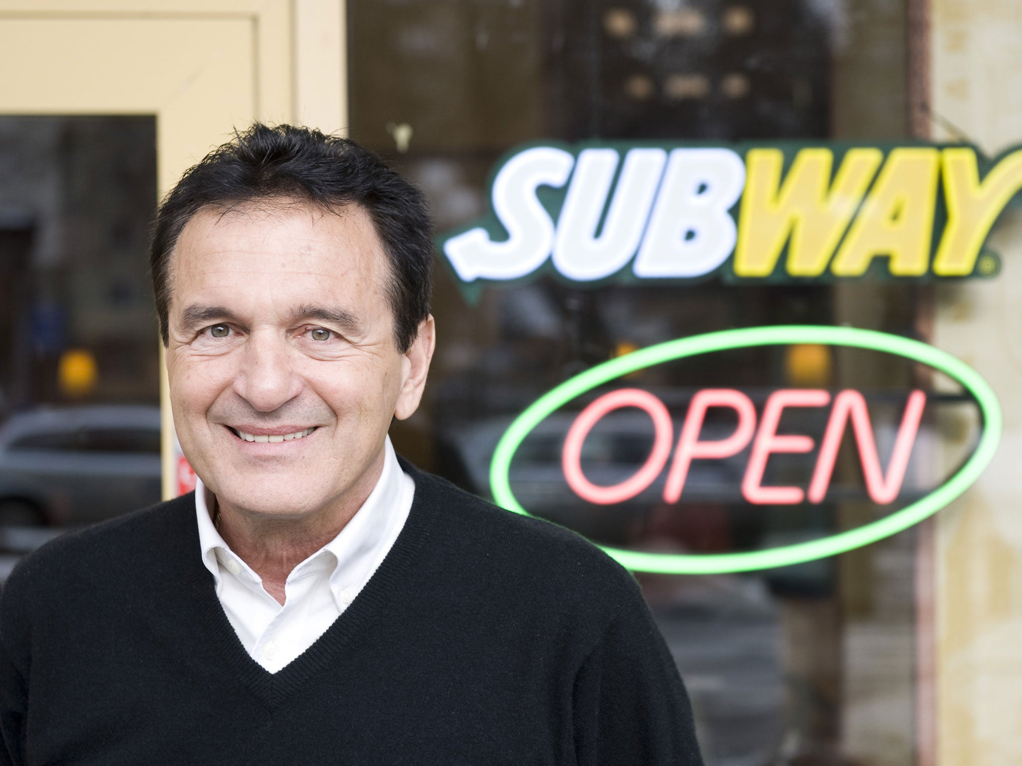 Fred DeLuca, founder of Subway, on his seven business lessons | The Independent | The Independent