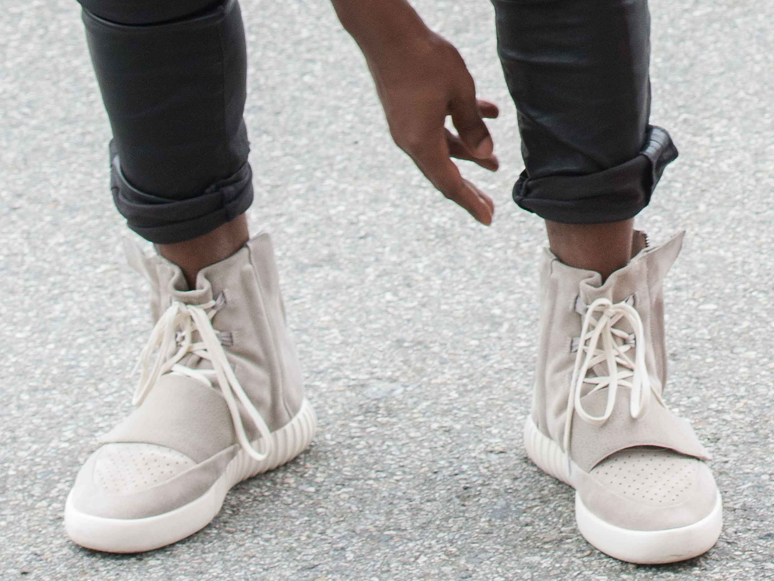 promo code 4a37a 40f0f Kanye West's Yeezy Boost trainers: All you need to know ...