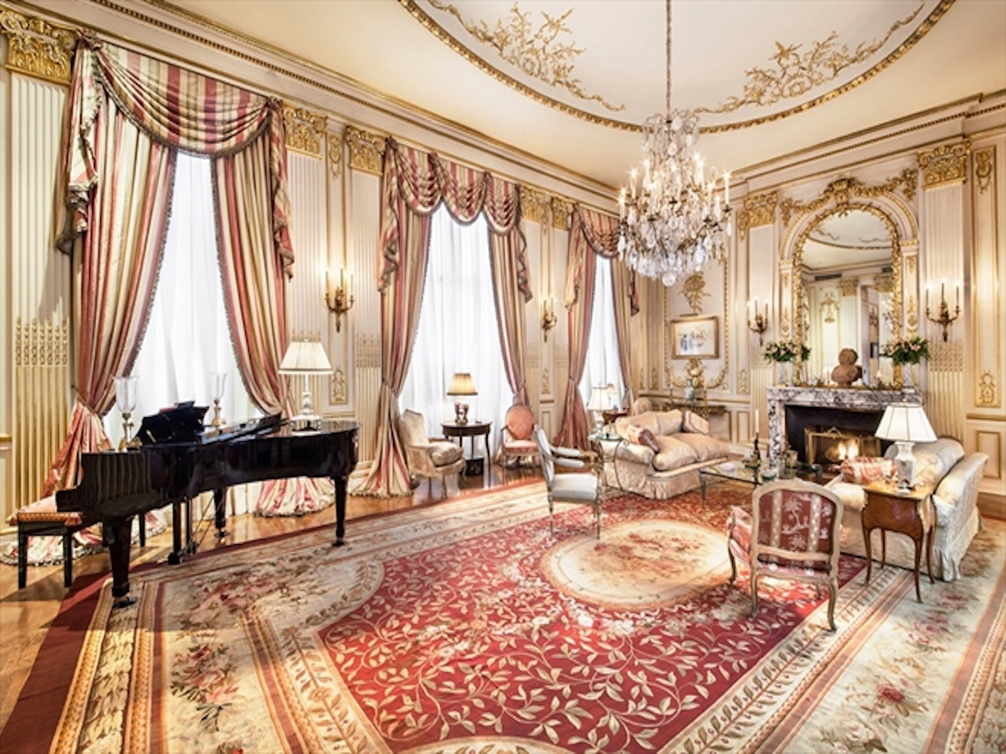 Joan Rivers Apartment Building joan rivers' new york apartment goes on sale for $28m | the