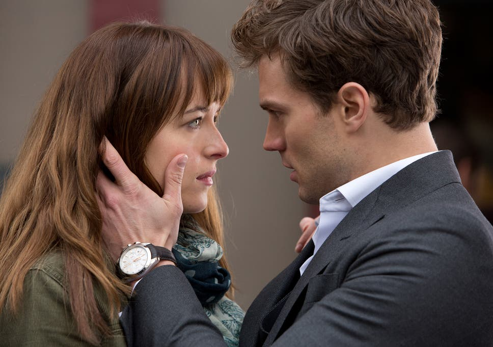 Fifty Shades of Grey movie: The record-breaking phenomenon in ...