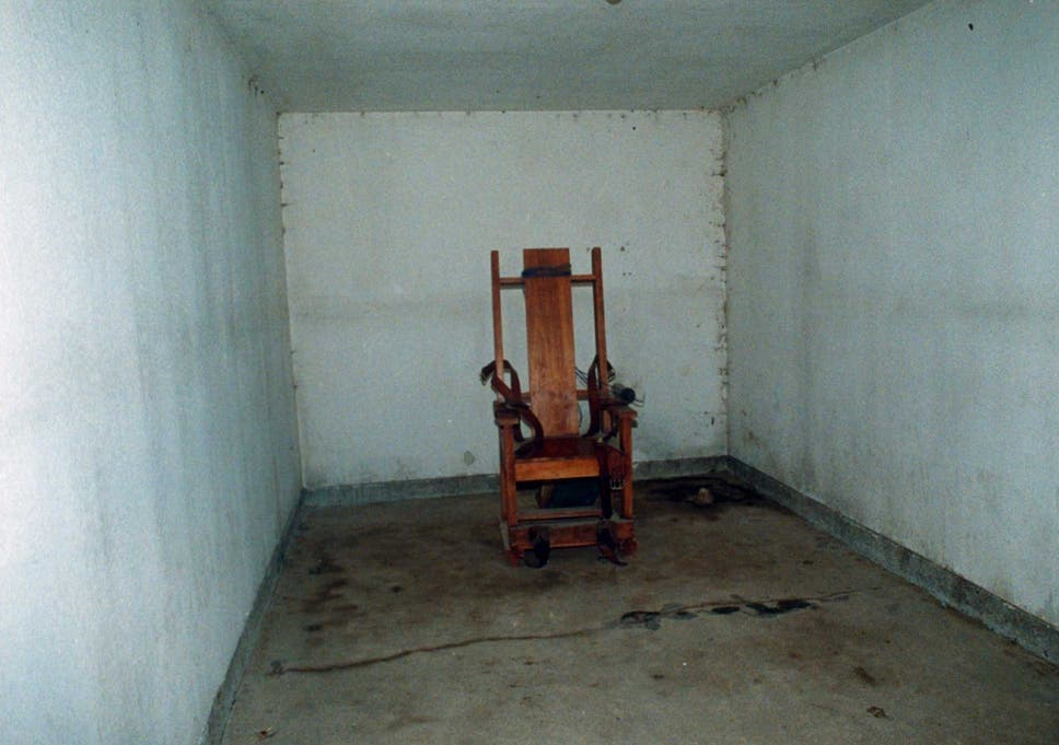 Oklahoma is considering gassing its death row inmates  I've