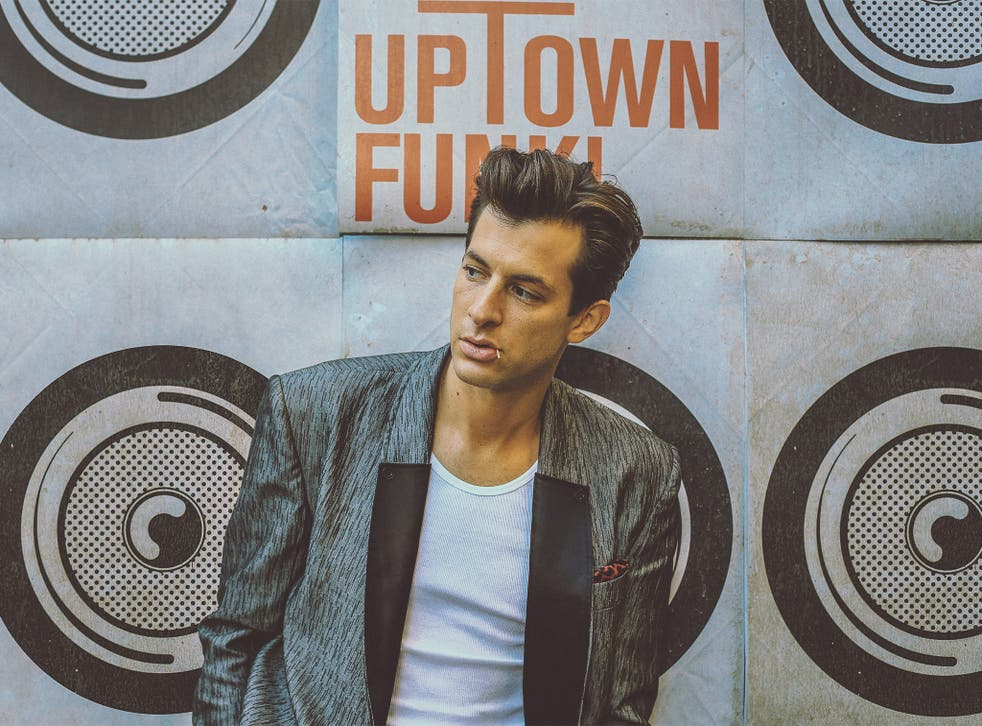 The track is the lead single from Ronson's album Uptown Special a
