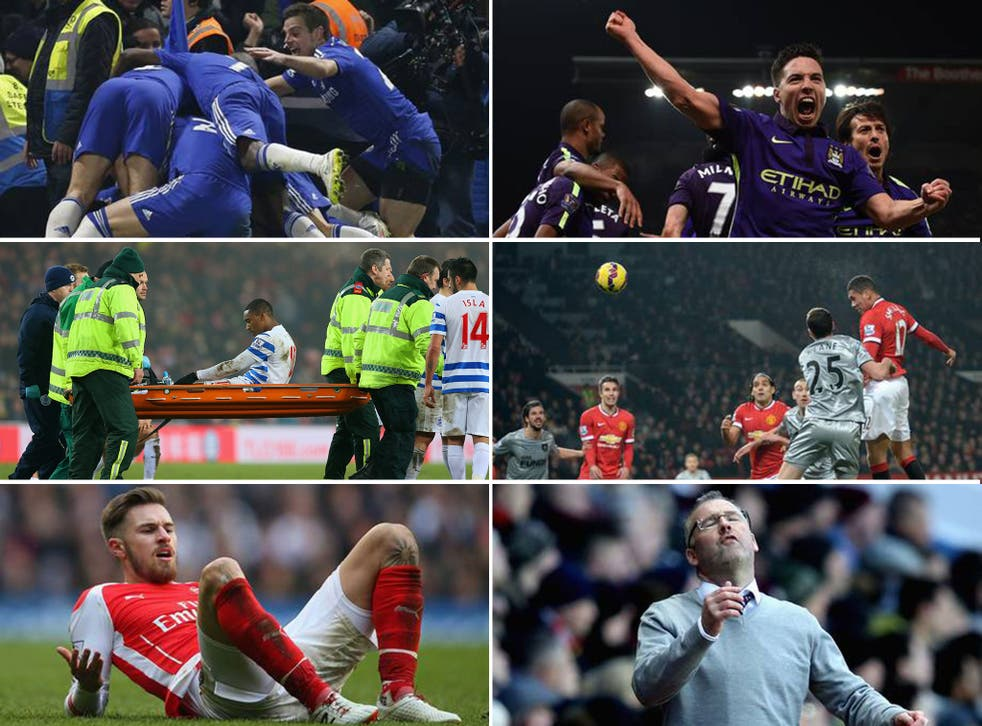 Seven things we learnt from this week's Premier League