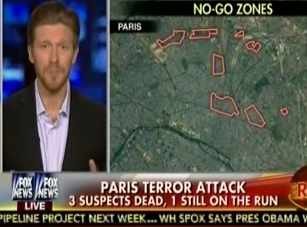 Nolan Petersen on Fox News