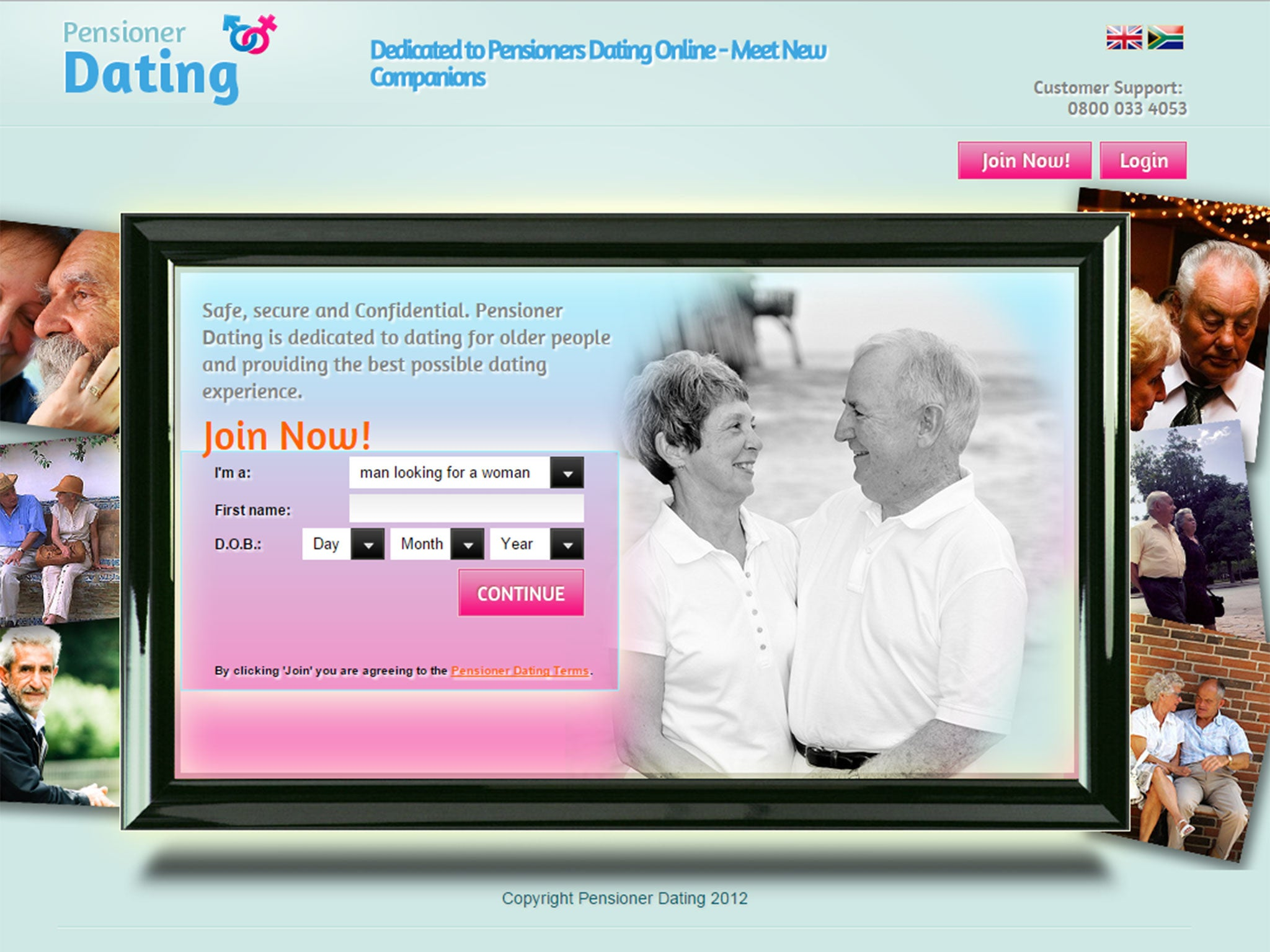 Online dating for people with sexually transmitted infections