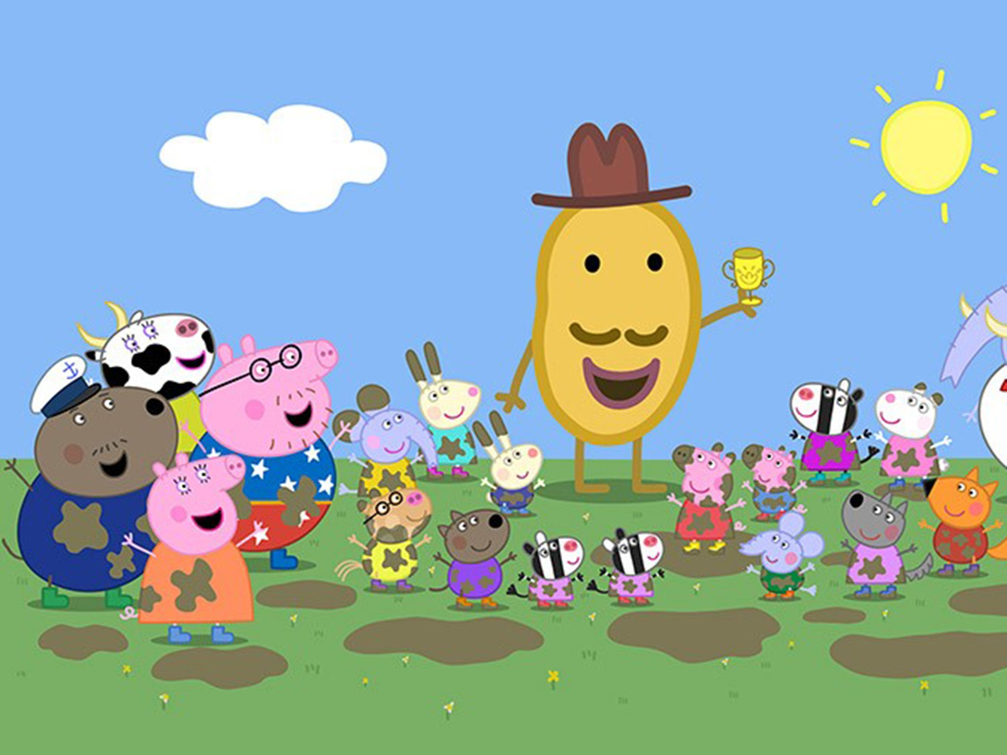 TV cartoon Peppa Pig – now worth $1bn a year – is making ... - photo#22