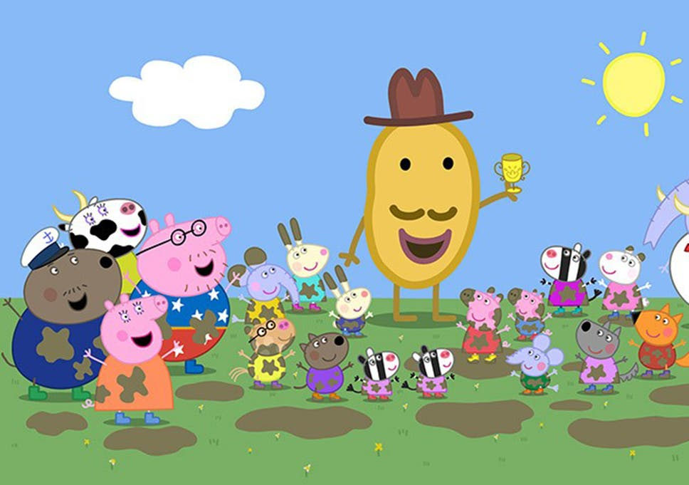 Tv Cartoon Peppa Pig Now Worth 1bn A Year Is Making The Leap To