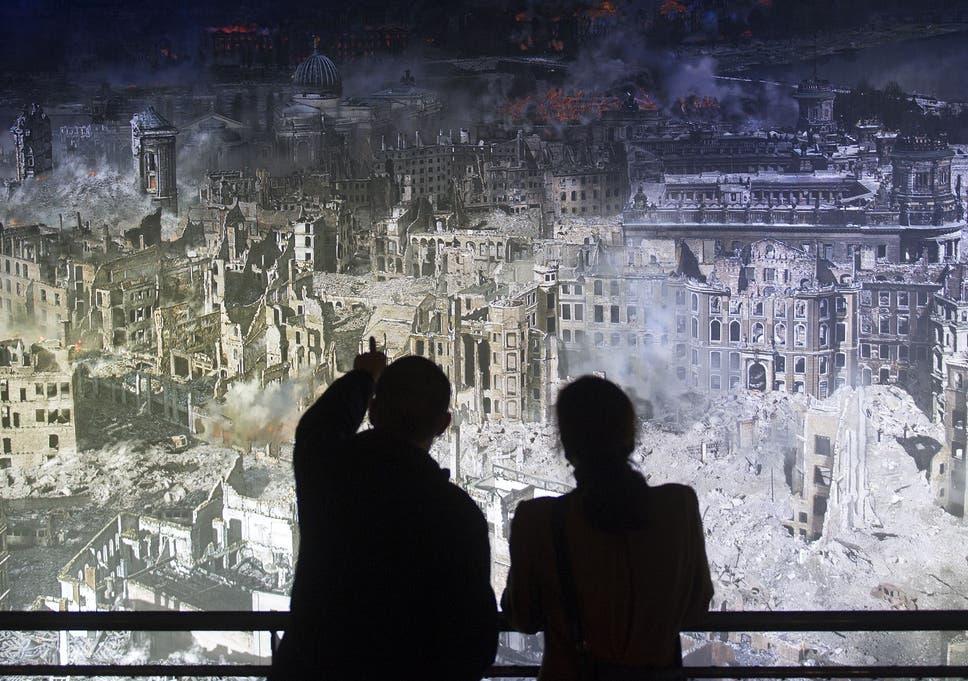 Dresden bombing 70 years on: A survivor recalls the horror