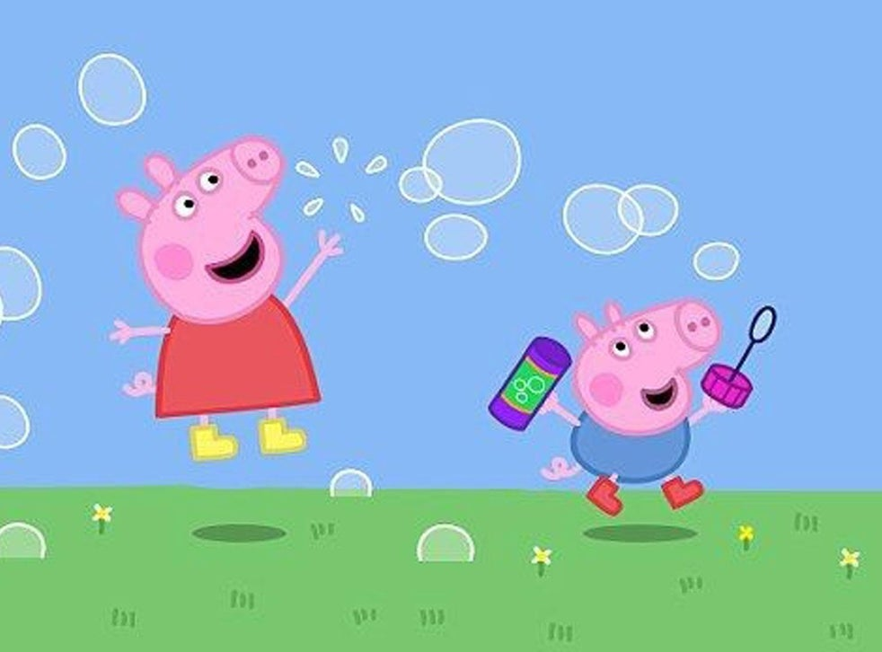Thank Peppa Pig For Molly S Game As Enertainment One S Porcine Princess Gobbles Up Asia The Independent The Independent