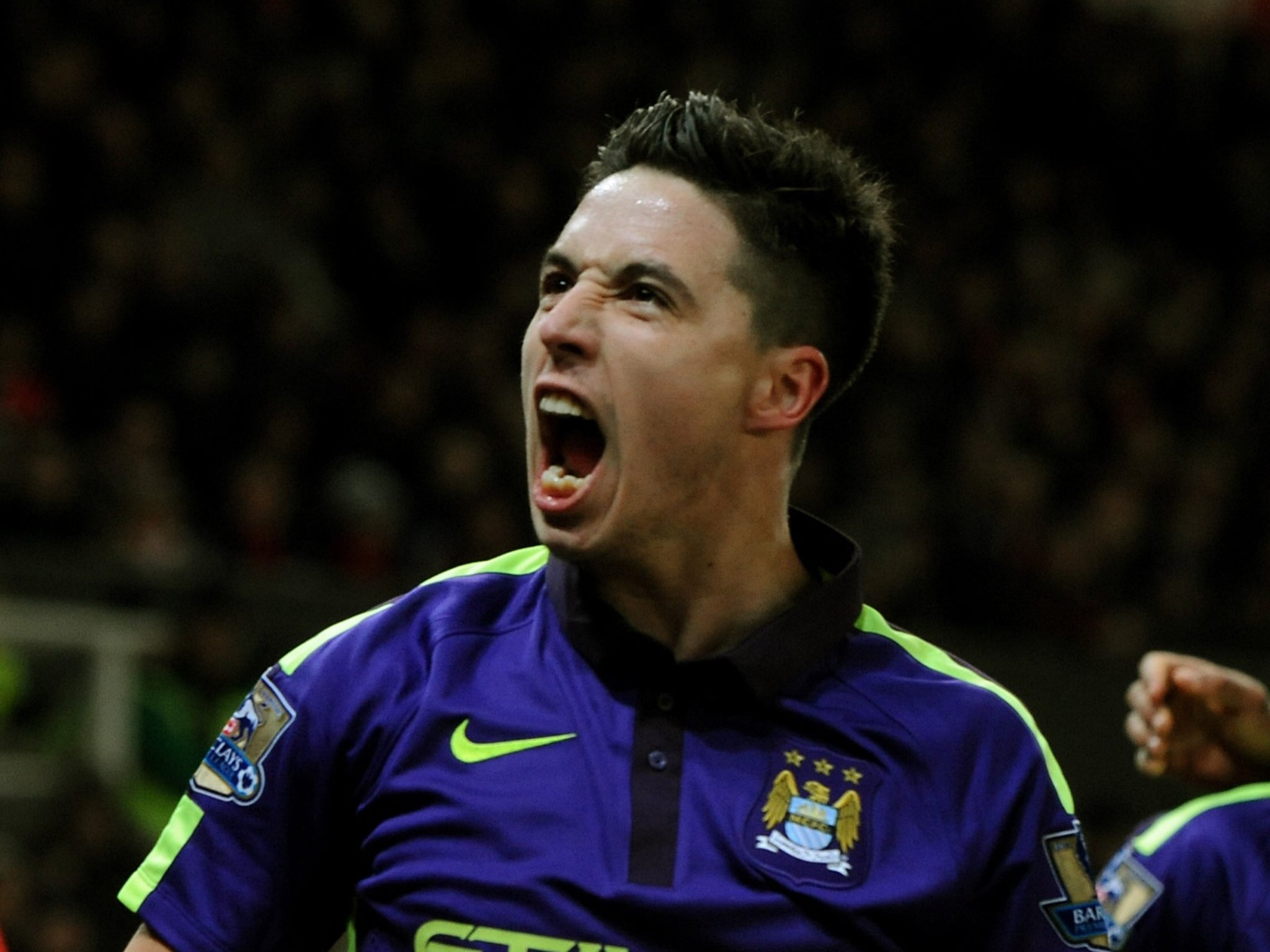 Samir Nasri Chelsea are not special at all says midfielder of