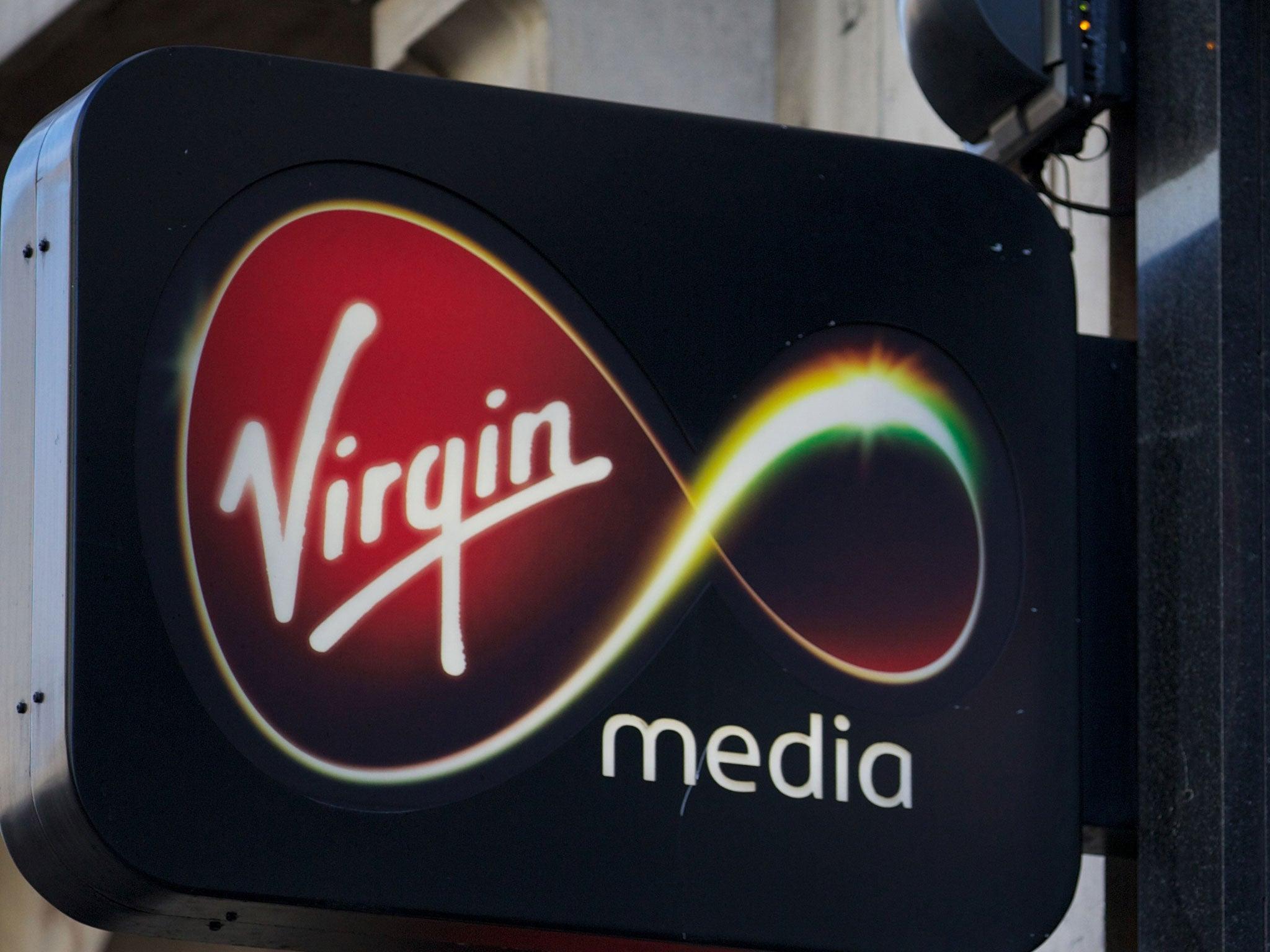 trial 50mb virgin media