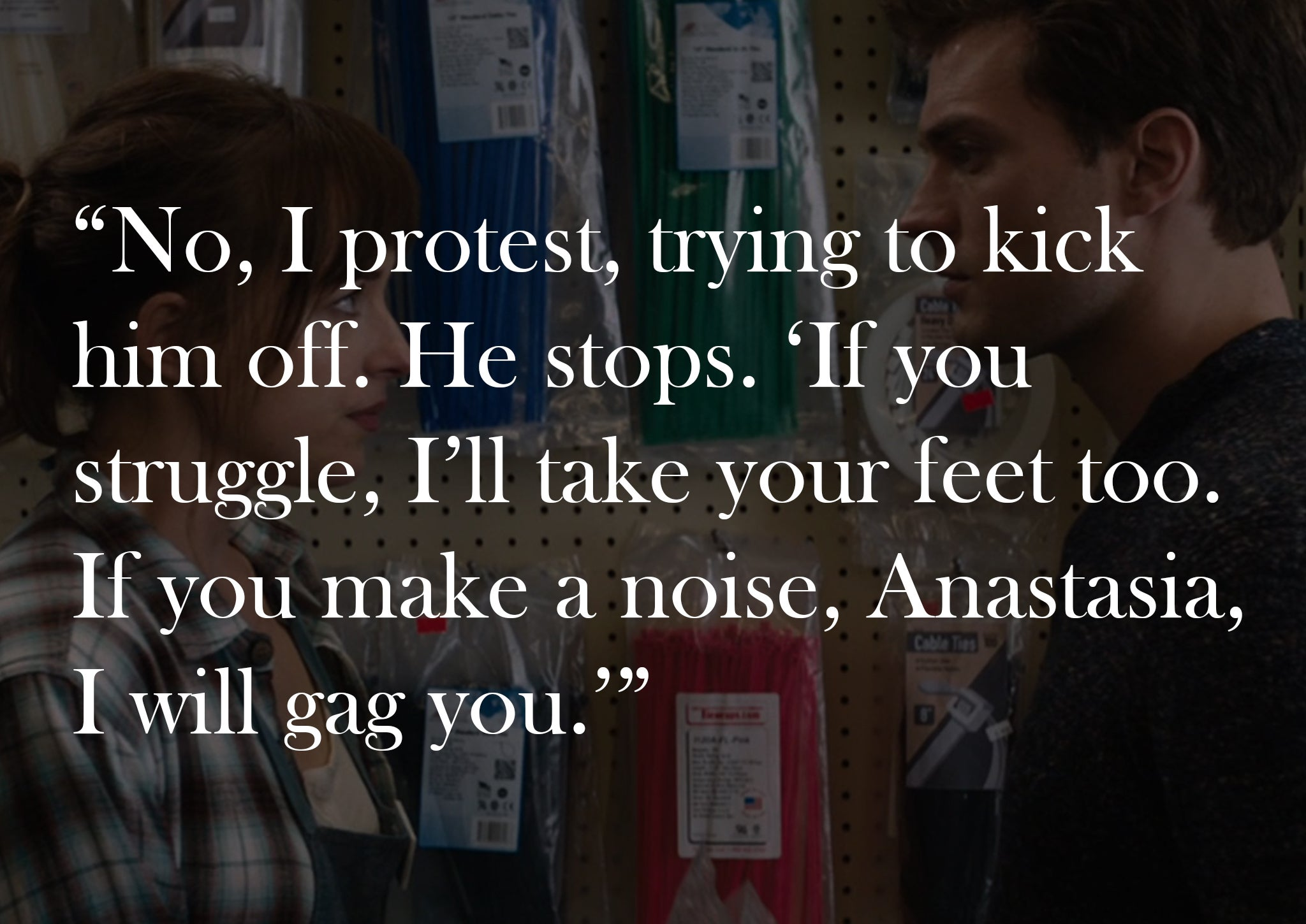 Quotes From 50 Shades Of Grey Fifty Shades Of Grey It Doesn't Take A Genius To Realise That