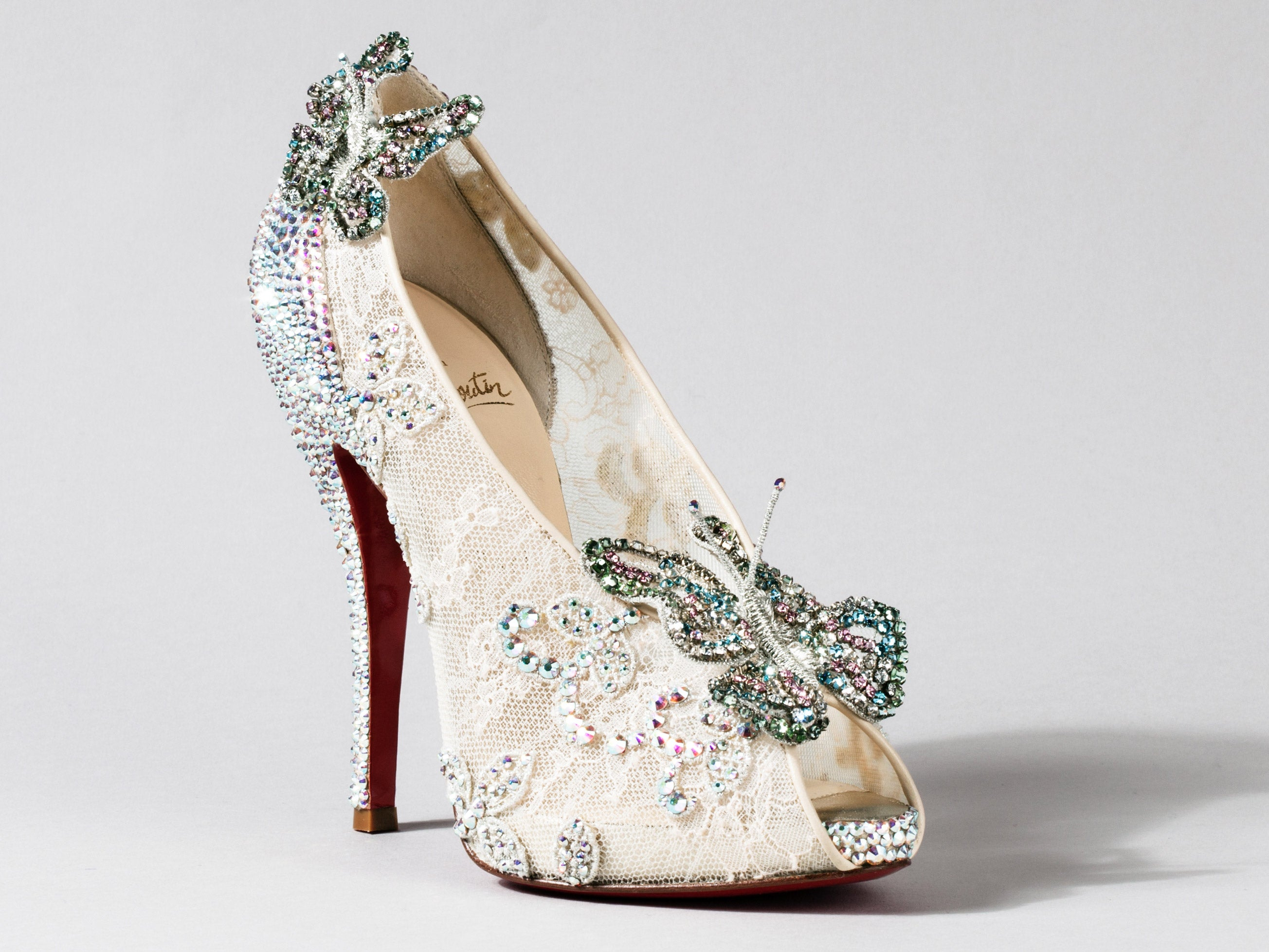 Disney unveils cinderella inspired designer shoes the Replica designer clothes uk