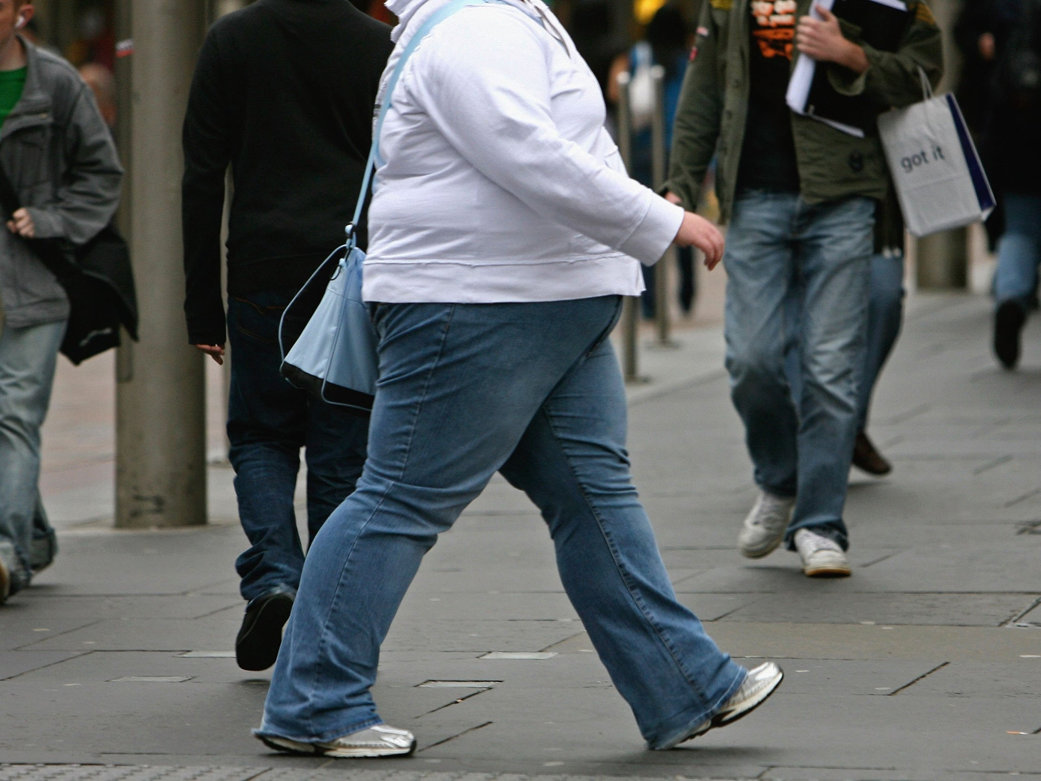 You don't need to do 'one iota' of exercise to lose weight, says scientific study