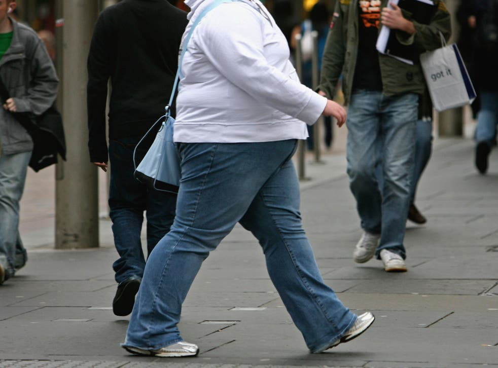 Obesity can be beaten by simply following the right dietary plan, says the piece