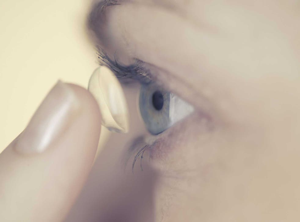 Scientists hope the lenses could help elderly sufferers of macular degeneration