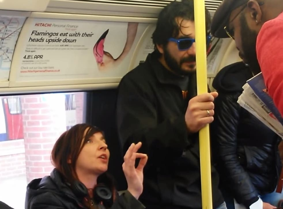 The incident had occurred on the Jubilee line