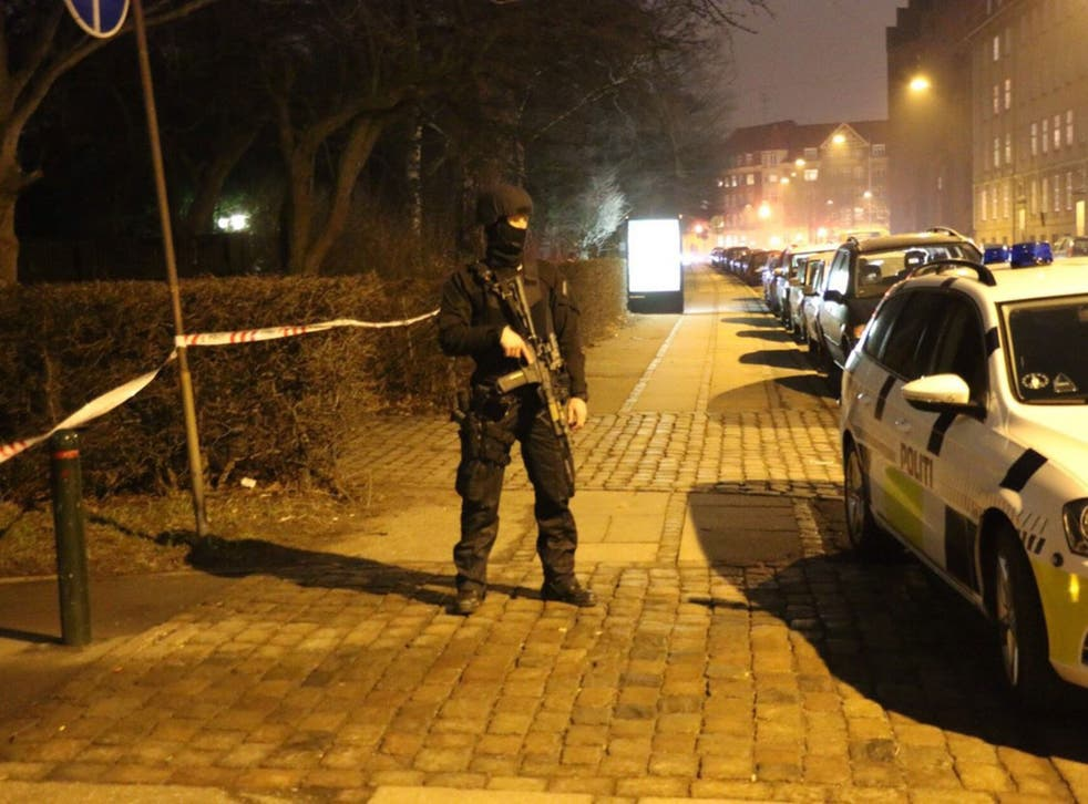 Copenhagen is on high alert after two shooting incidents in the city