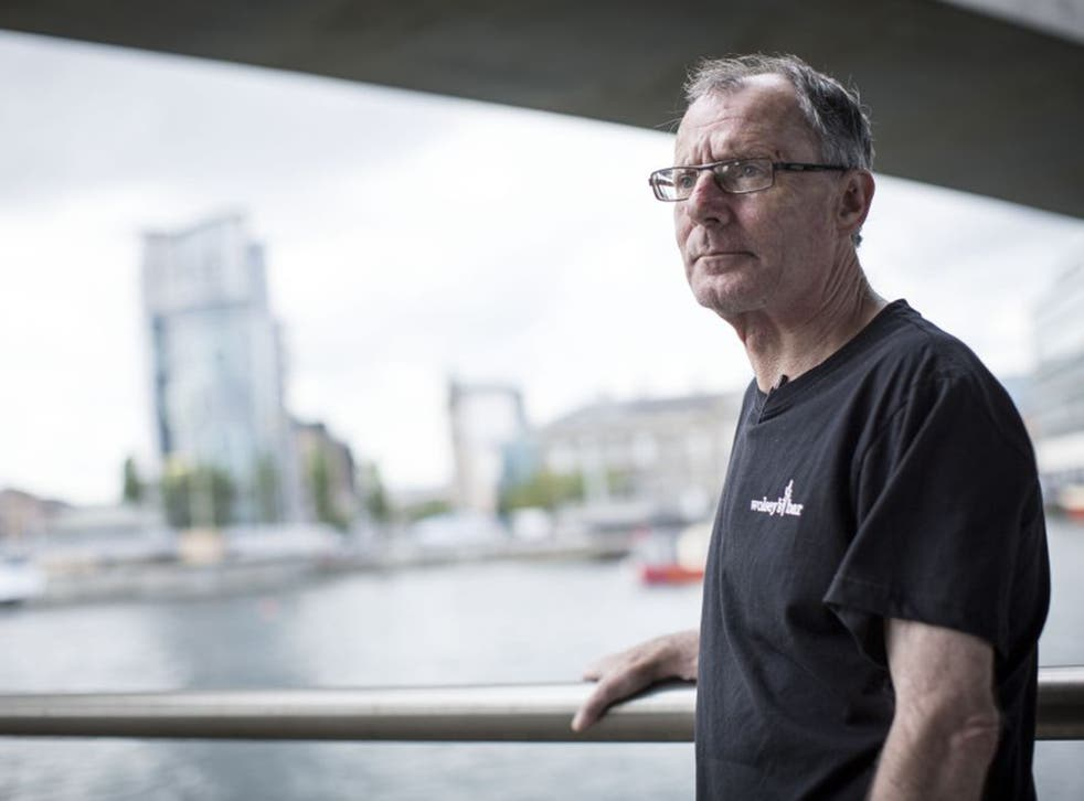 Clint Massey, who lived at Kincora as a boy, agrees the Goddard inquiry should examine his former home