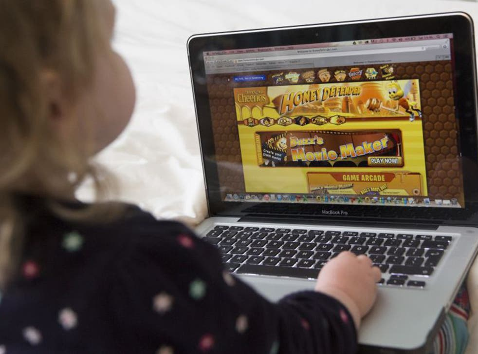 Researchers say online food advertising does not affect children's diets