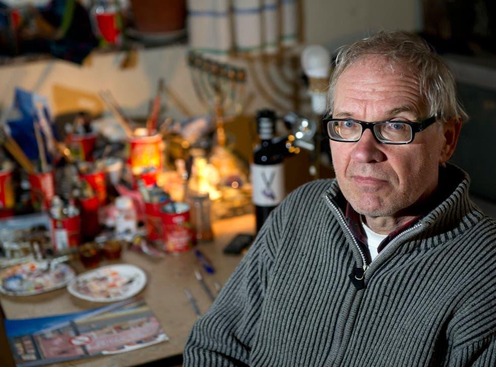 Vilks believes he was the true target of Saturday's fatal shooting in Copenhagen