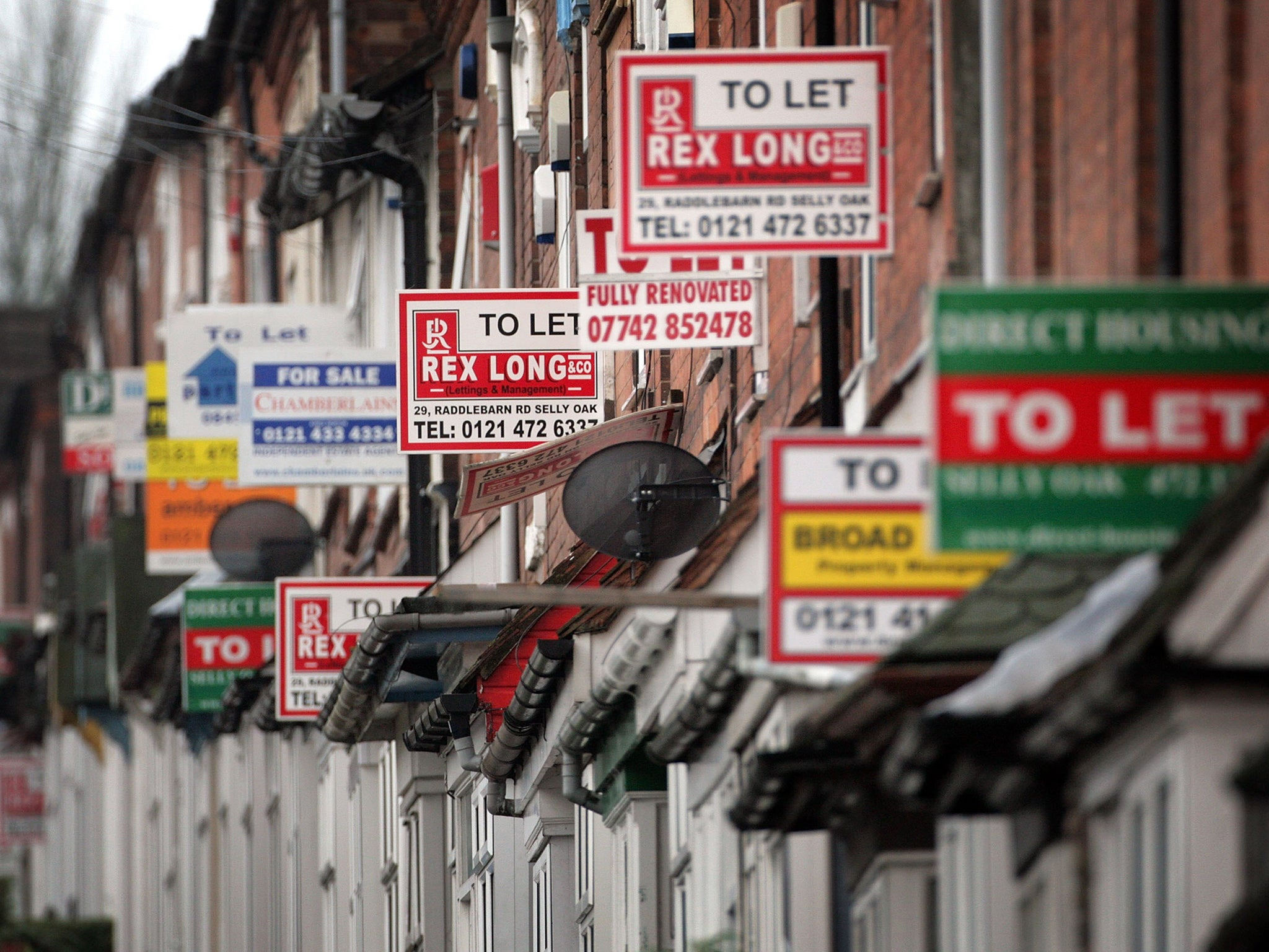 Landlords shunning foreigners because of their accents, after new rules preventing illegal migrants from renting