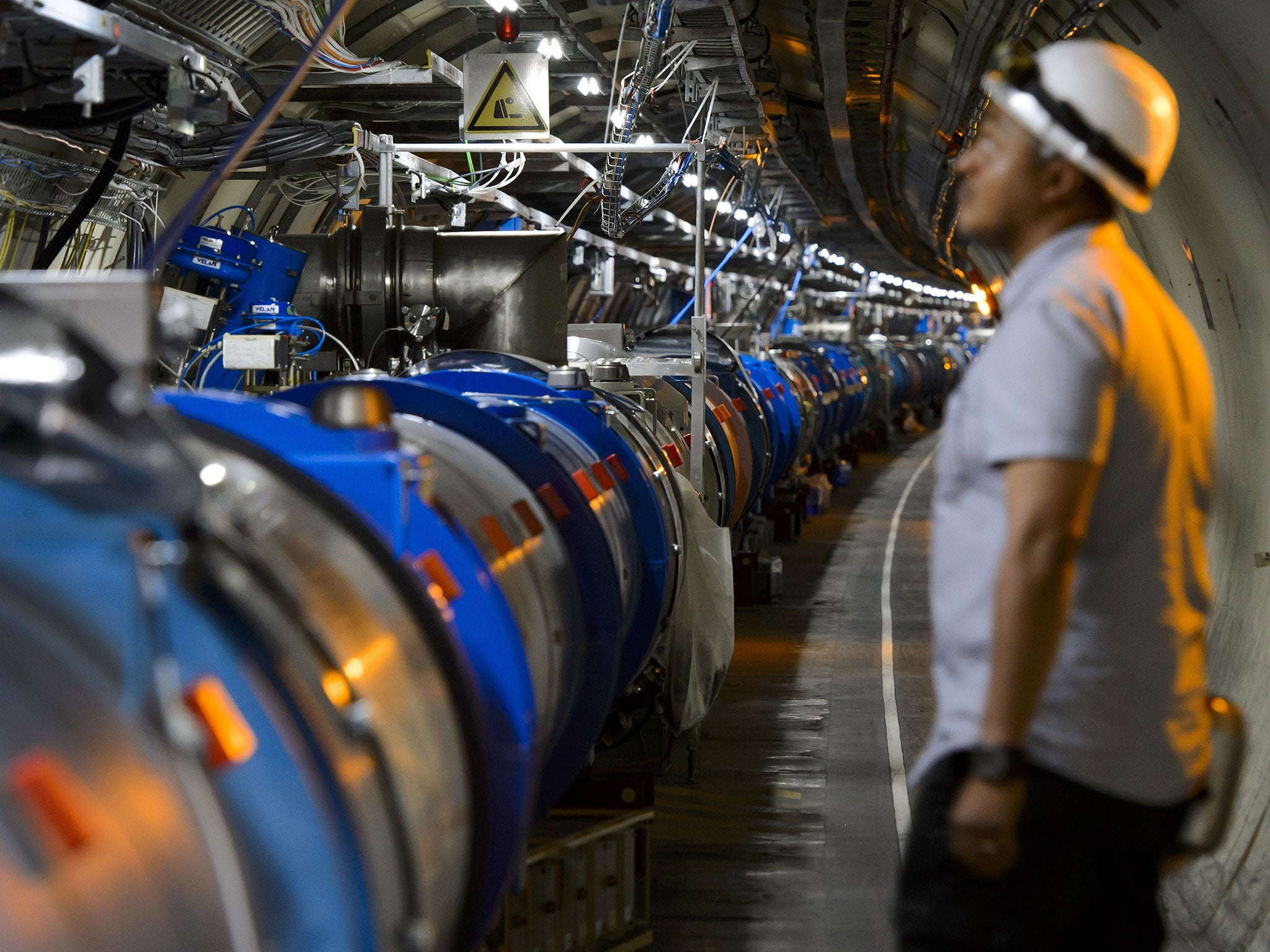 Large Hadron Collider could be about to find a new particle, upending our understanding of physics
