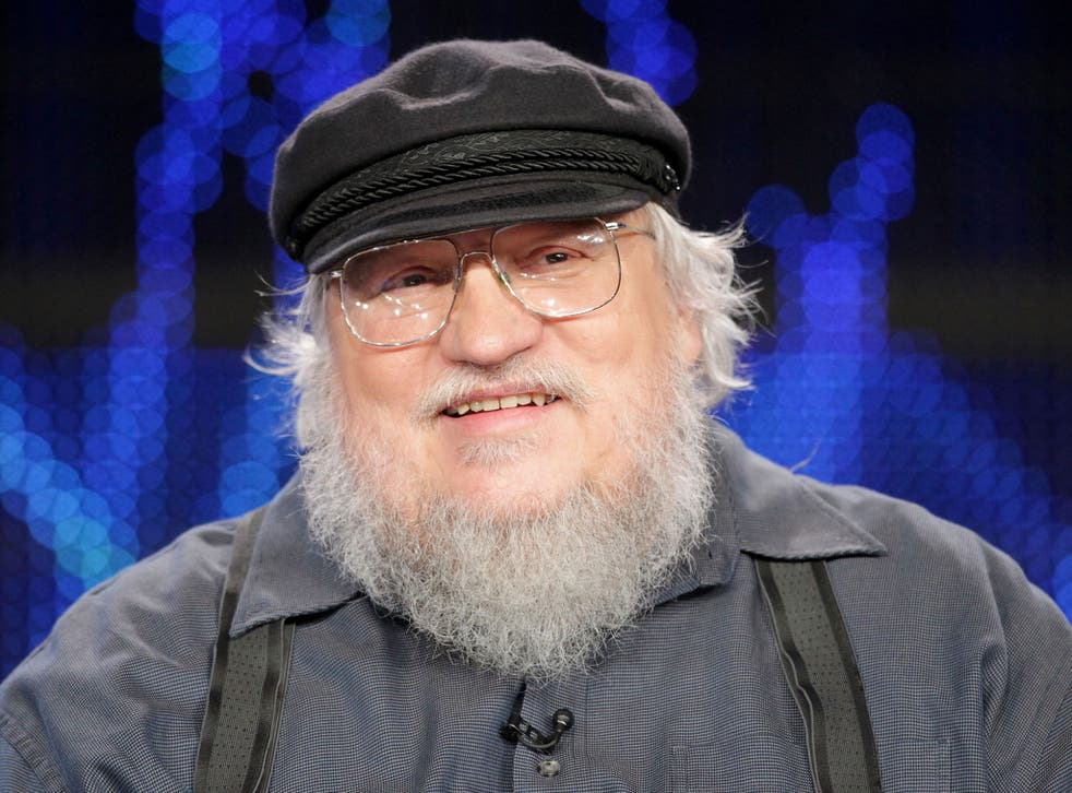 George RR Martin is currently working on next Game of Thrones book, The Winds of Winter