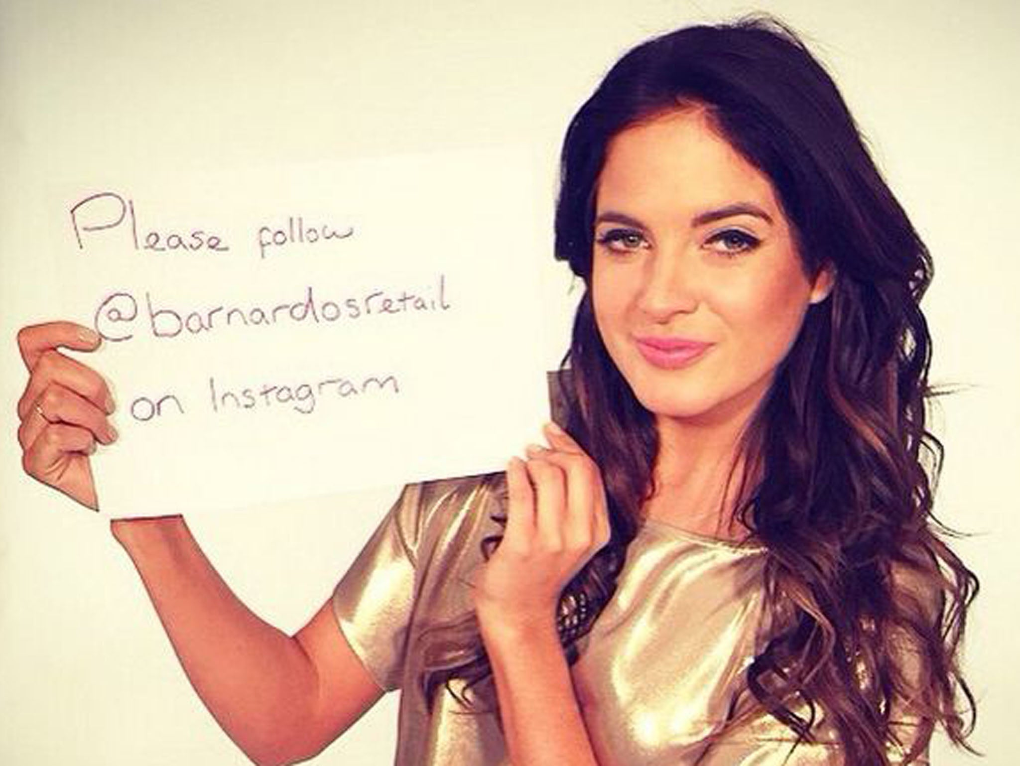 Binky Felstead: Children's charity Barnardo's admits paying Made In Chelsea star £3,000 to front new campaign | The Independent