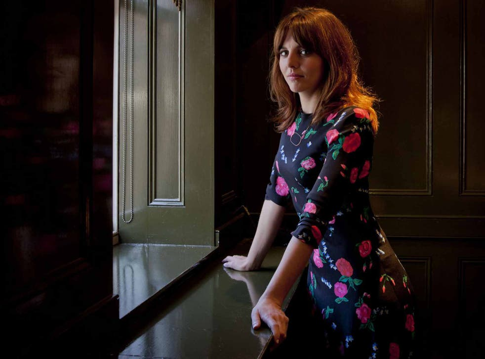 Ophelia Lovibond on Elementary, schooldays and living with that name | The Independent | The Independent