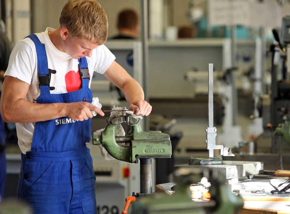 The national minimum wage for apprentices will rise to £3.70 in April
