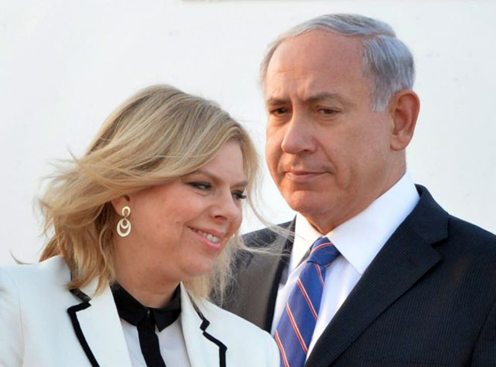 Israeli Prime Minister Benjamin Netanyahu and his wife Sara have been accused of wasting taxpayers' cash