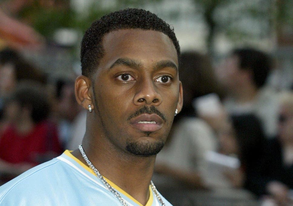 Richard Blackwood In 2002 A Year Before He Filed For Bankruptcy