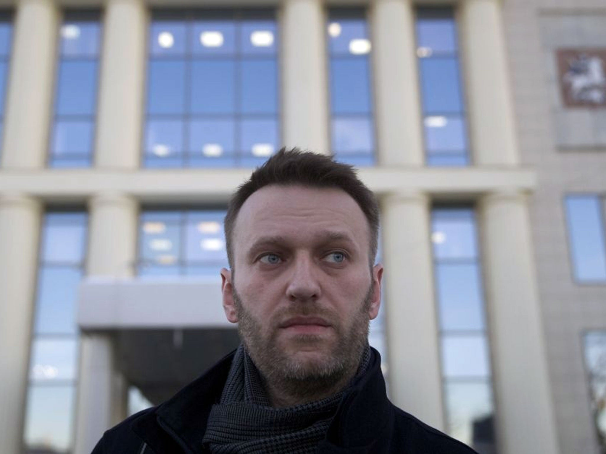 Navalny criticized the desire to abandon the elections in the Kuban 12/15/2014 59
