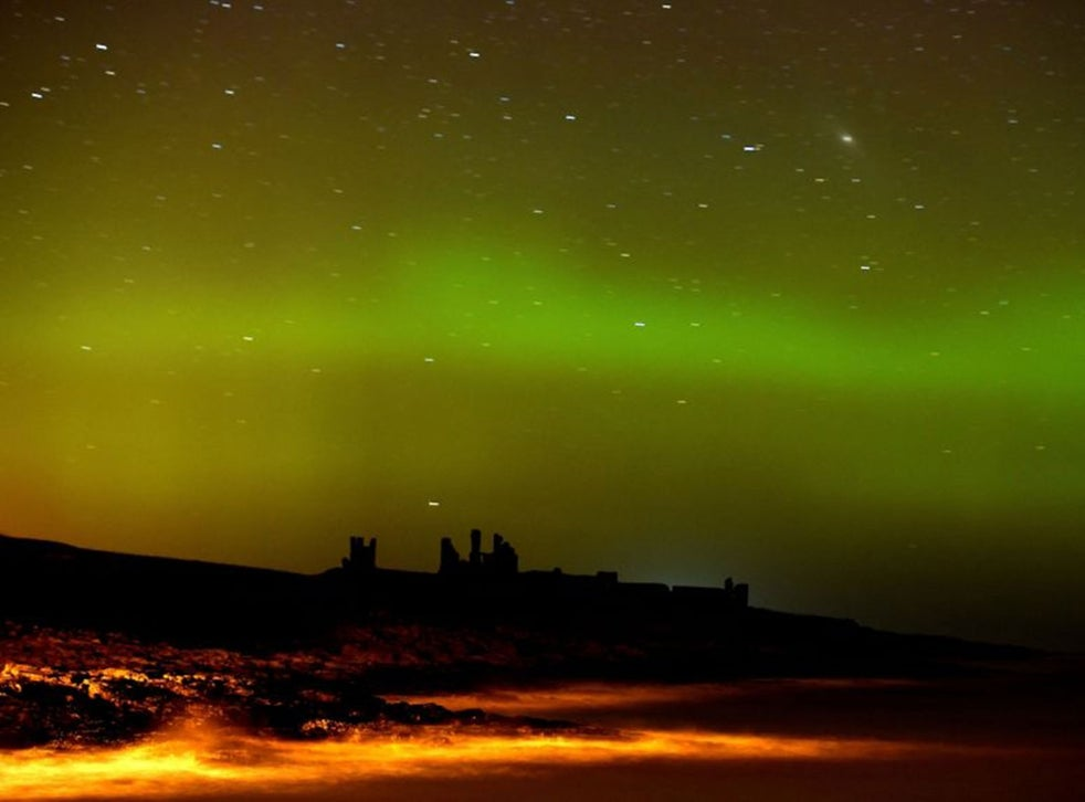 what is aurora borealis commonly known as