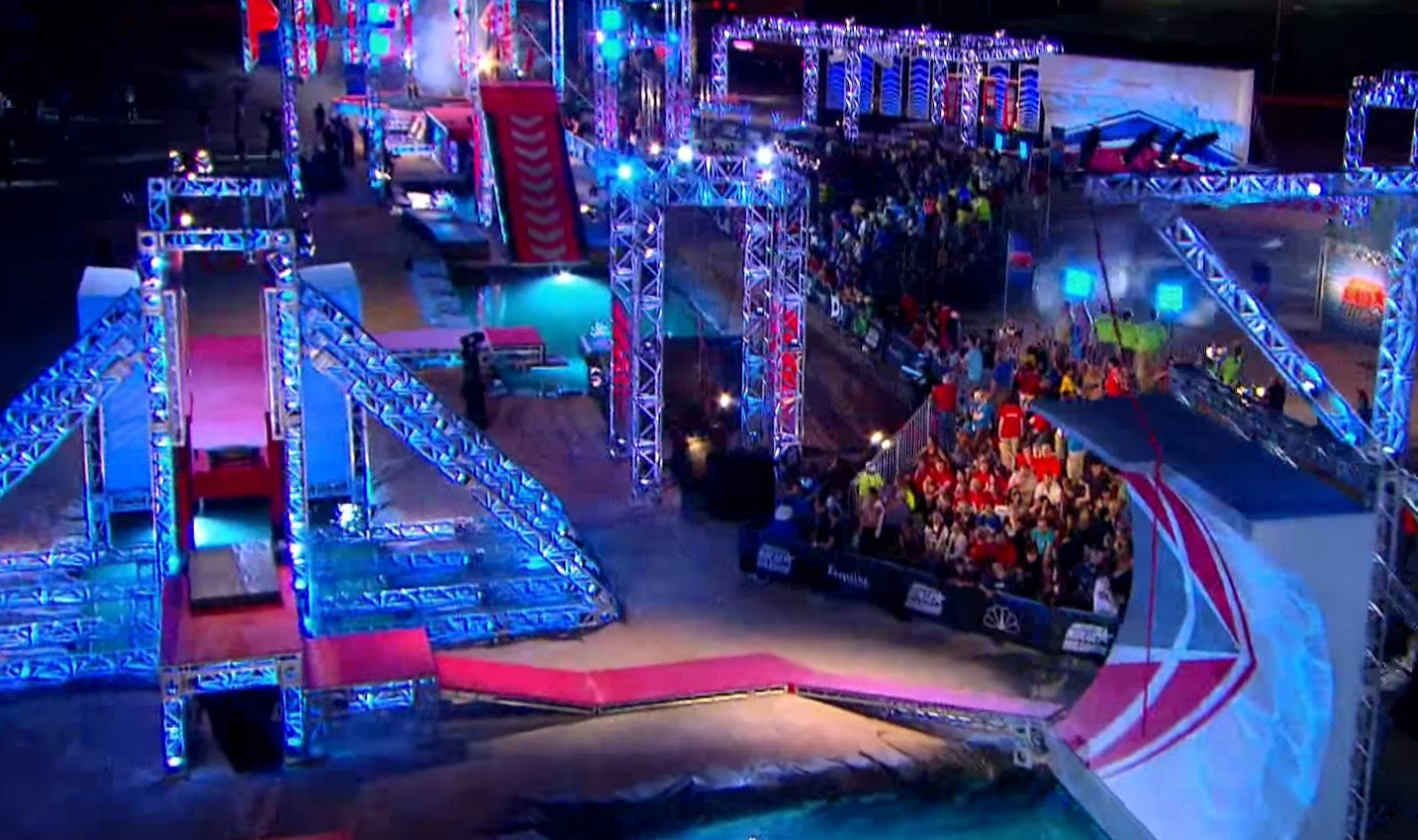 Ninja Warrior UK: ITV's new assault course show is
