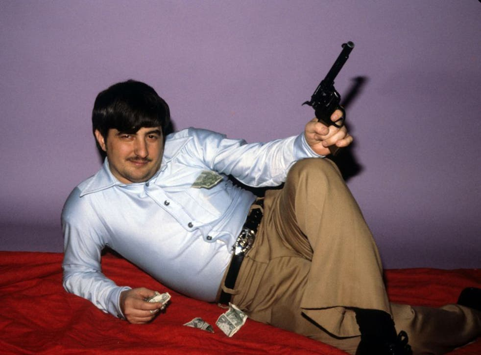Top gun: John Wojtowicz was the subject of 'Storyville: Sex Addict Heist –  the Dog'