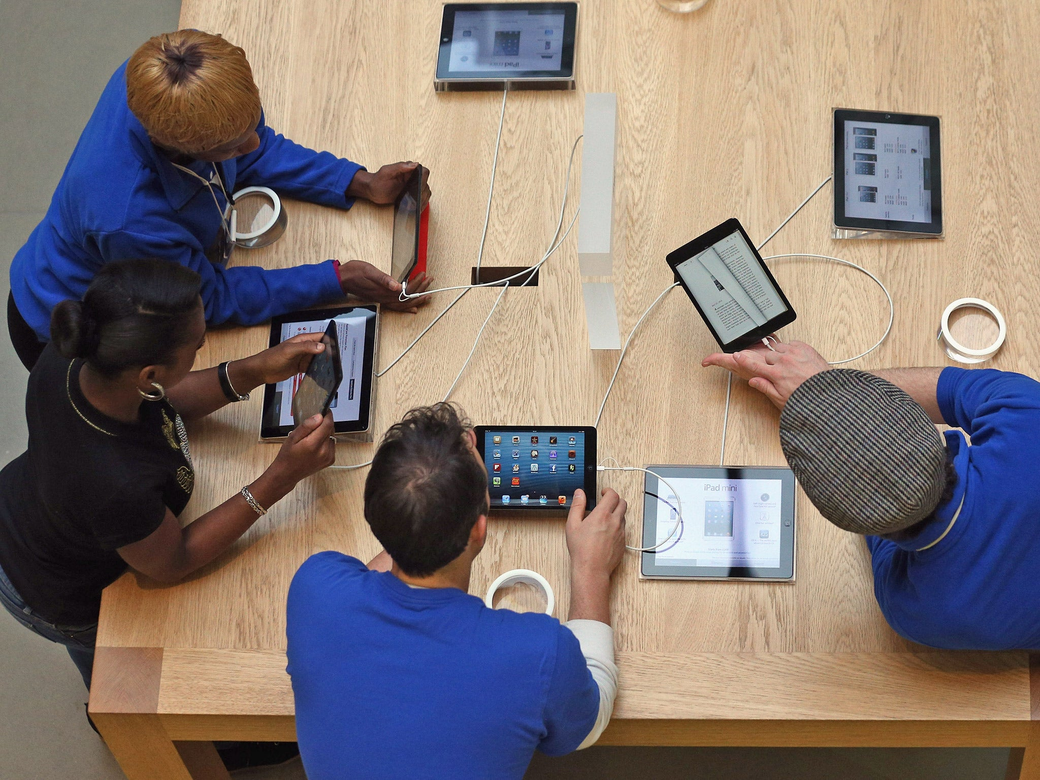 Are Apple Stores going upmarket? Rumours abound after rare interview with Sir Jony Ive