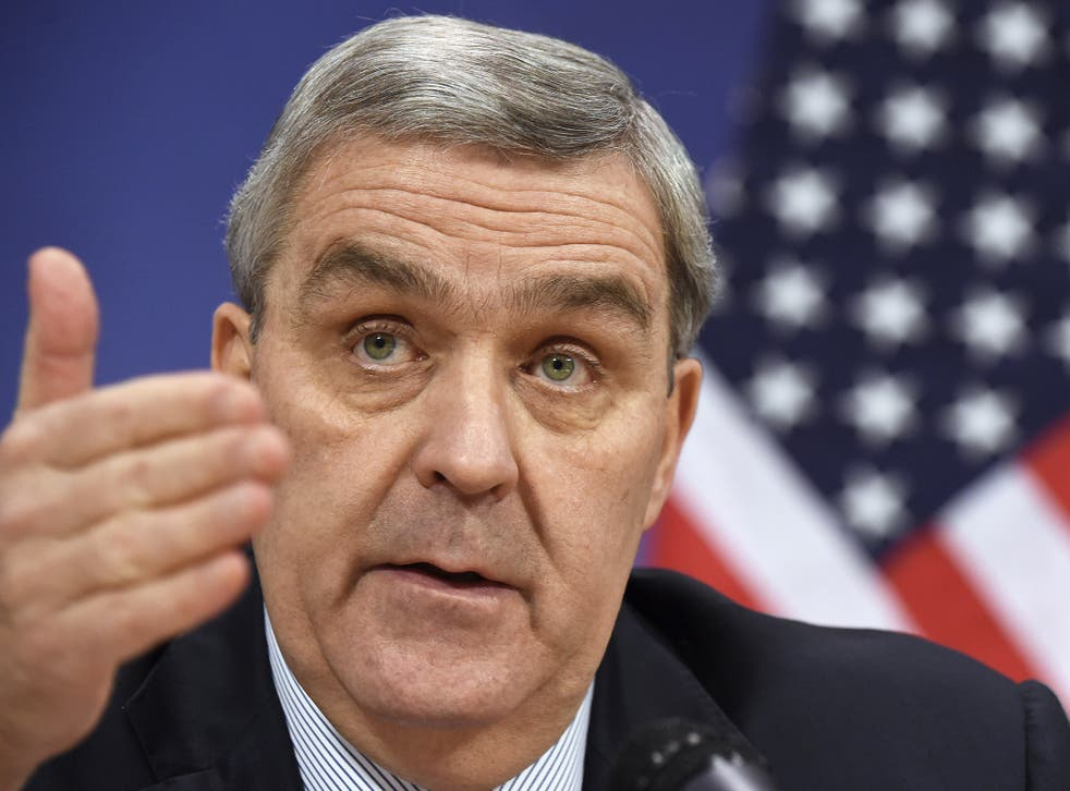 Douglas Lute, US Ambassador to NATO