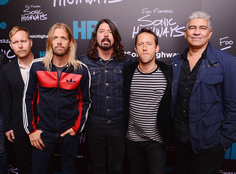 Foo Fighters are to headline Glastonbury