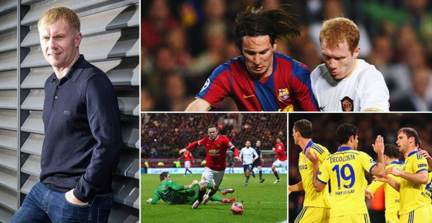 Paul Scholes column: Lionel Messi is a genius and it only takes a second for him to trick you into doing something daft – I should know!